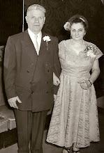 Photo: Harry Tulman and Anna Braunhart Tulman