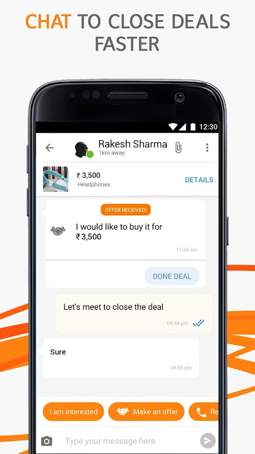 OLX: Buy & Sell near you- screenshot