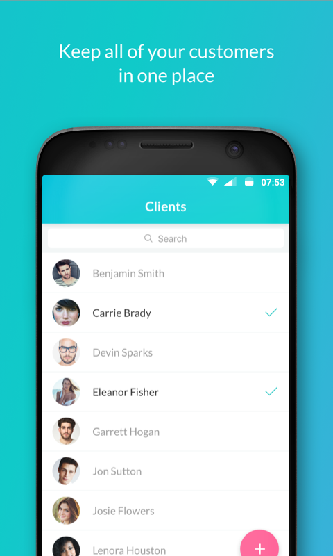 Setmore Appointments - Appointment Scheduling App- screenshot