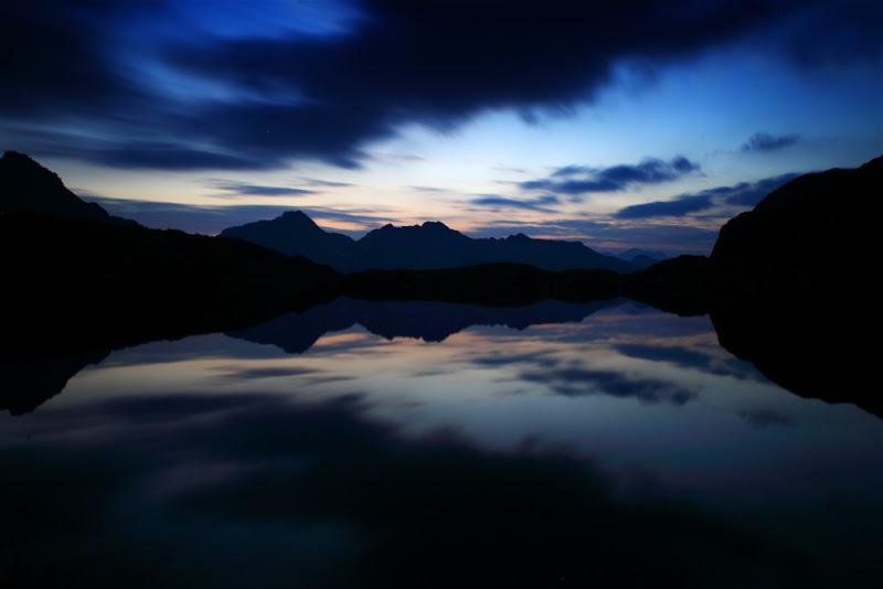 magica alba al LAGO NERO di Mario_Panteghini