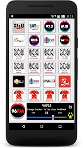 Radio Australia screenshot 0