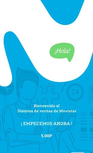 Movistar Ventas 5.10P screenshots 1