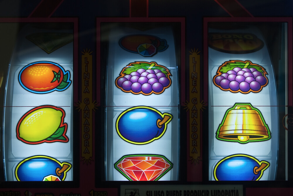 fruit machine features