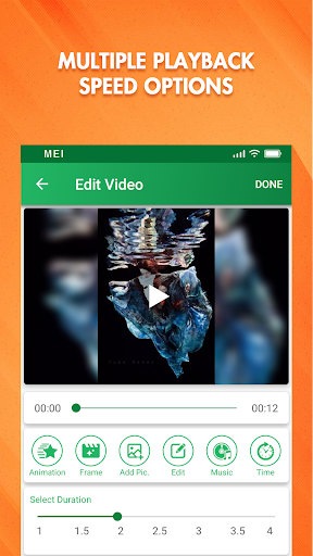 Music Video Editor - Free Photo + Movie Maker App screenshot 2