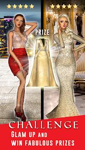 Fashionista MOD APK (UNLIMITED DIAMONDS + COINS + TICKETS) 5