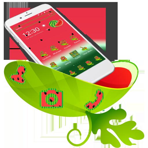 Cute Watermelon Icon Packs