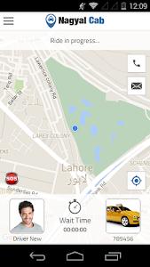 Nagyal Cab screenshot 4