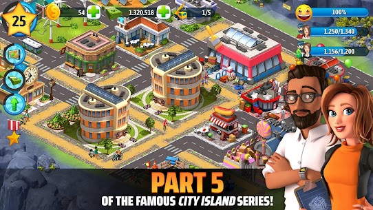 City Island 5 MOD APK (Unlimited Money) 3