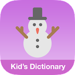 Dictionary for Kids Icon