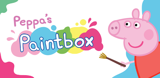 Peppa Pig Paintbox Apps No Google Play