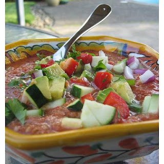California Gazpacho