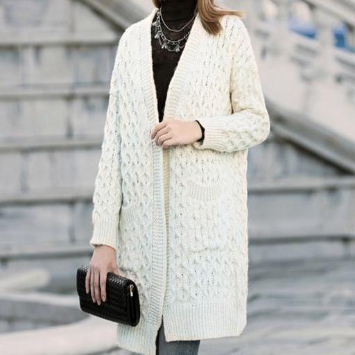Crochet Pattern Women Cardigan