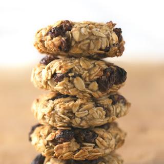 5-ingredient Oatmeal Cookies.
