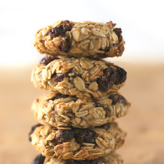 5-ingredient Oatmeal Cookies.