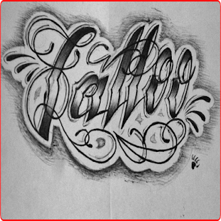 Tattoo Lettering Design Android Apps on Google Play