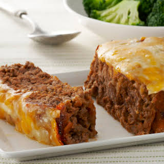 Quick-Fix Cheeseburger Meatloaf.