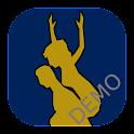 DonnaMobile demo   nfp tracker icon