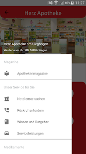 Herz Apotheke am Siegbogen- screenshot thumbnail