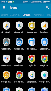Galaad Icon Pack Screenshot