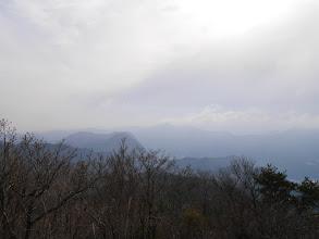 雲が薄くなってきた