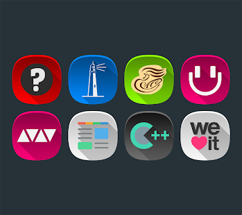 Annabelle UI - Icon Pack Screenshot
