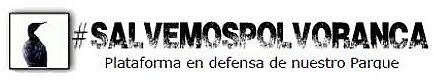 #salvemosPolvoranca