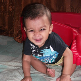 funny mode by Md Zakir Hossain - Babies & Children Babies ( funny mode )