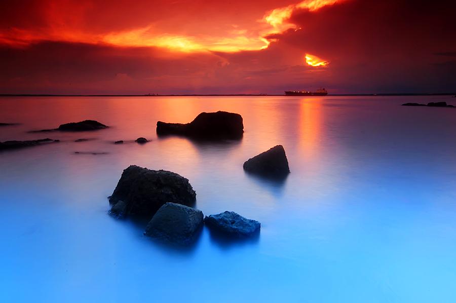 The Sun by Samsul Shaleh - Landscapes Sunsets & Sunrises