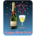Happy New Year Countdown icon