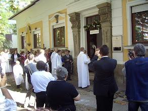 Photo: Megáldási ceremónia /1