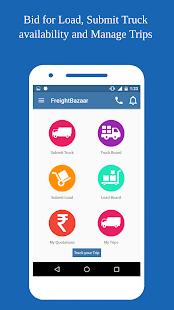 FreightBazaar - náhled