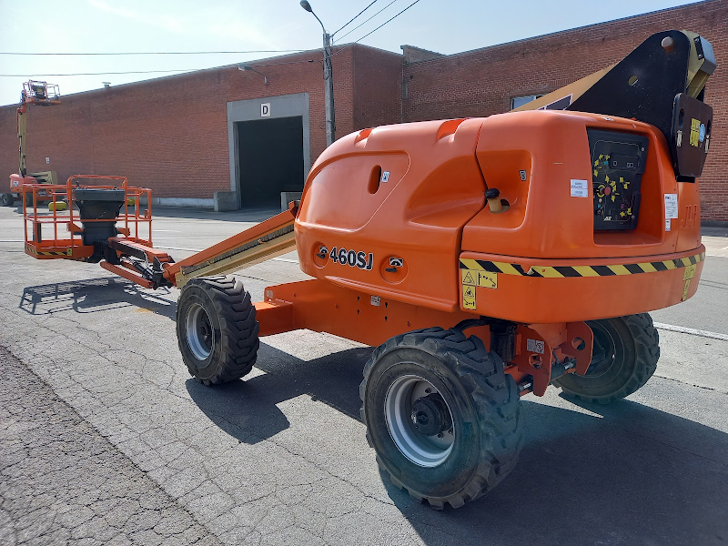 Picture of a JLG 460SJ