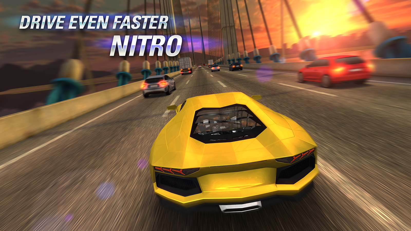 Overtake : Traffic Racing- screenshot