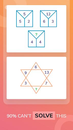 Math Games - Math Puzzles , Best Riddles & Games screenshots 4