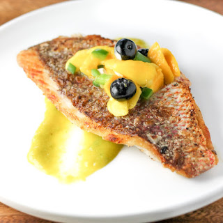 Snapper Fillets Sauce Recipes.