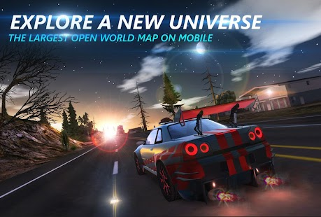 Speed Legends - Open World Racing Screenshot