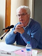Photo: Jean-Pierre Obin, Inspecteur général honoraire de l'Education nationale