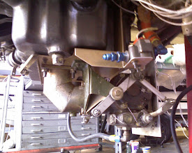 Photo: Injected O-360-X Bendix Injection Unit