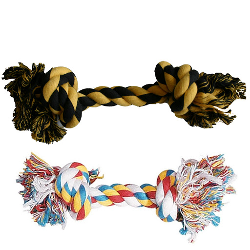 Promotional Dog Rope Tug Toy