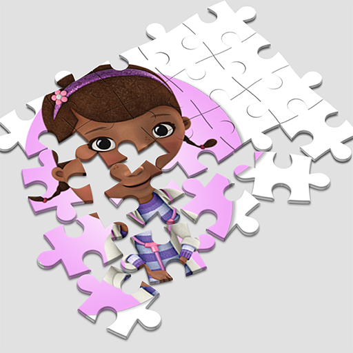 Doctor Kids Puzzle