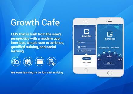 GrowthCafe - náhled