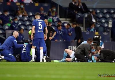 📷 Ligue des Champions : Kevin De Bruyne sort sur blessure