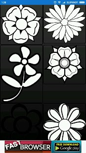 Tải Yuk Belajar Mewarnai Bunga APK