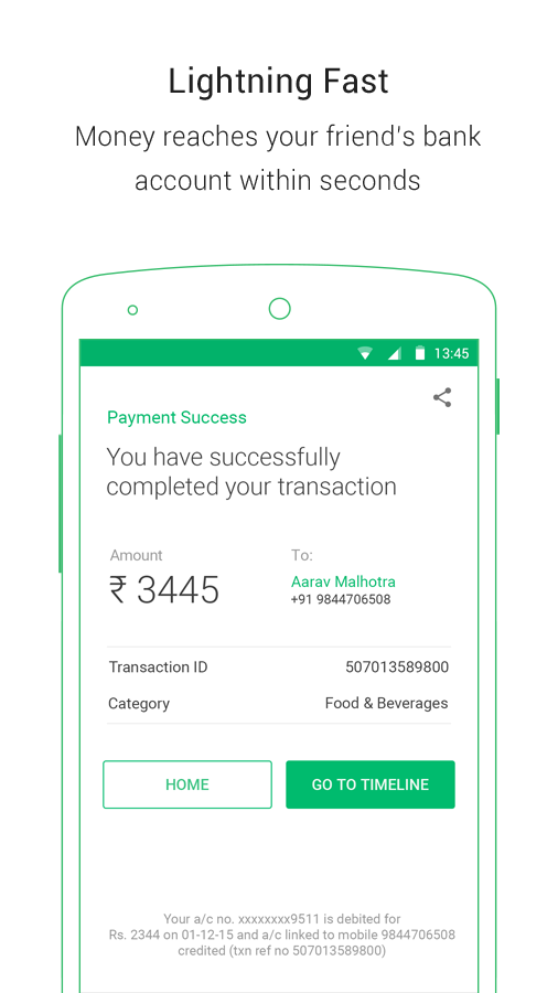 Banking, Recharge & Bill Pay- screenshot