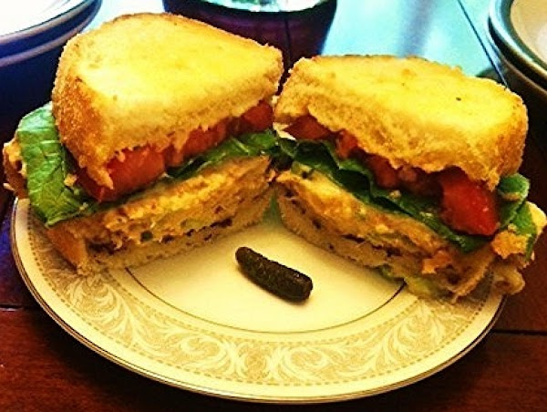 Note: Make it really yummy! Top sandwich with tarter sauce if desired. Yummy touch!!