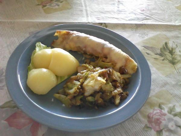 Sister Susan's Chicken Crepes Recipe