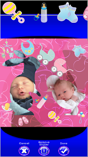 Baby Photo Collage Maker Screenshot