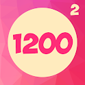 1200: Double Hit - Color Dots icon