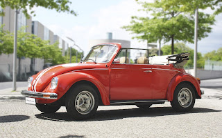 Volkswagen Käfer Cabrio 1303 Rent Berlin