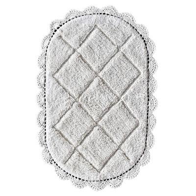 Набор ковриков для ванны Sofi De Marko Penny кремовых 60х100/50х70 см